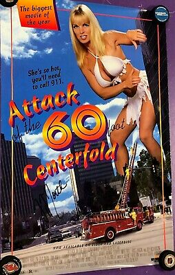 attack of the 60 ft centerfold full movie
