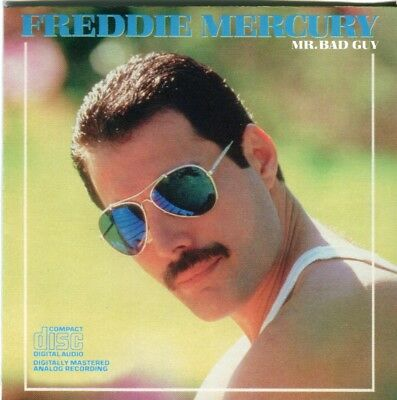 Freddie Mercury ‎- Mr. Bad Guy - CD