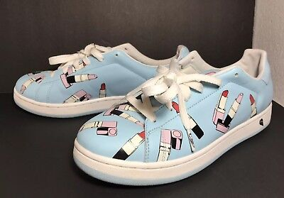 Reebok Ice Cream Shoes Lipstick Flavor Women s Size 9 Blue Sneakers  Pharrell BBC 8d1a5a260