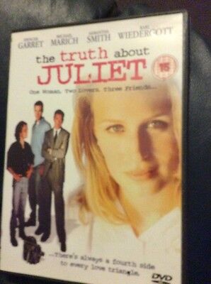 The Truth About Juliet Comedy DVD