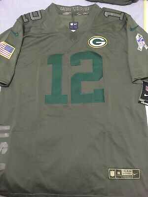 Green Bay Packers Aaron Rodgers NFL Jersey