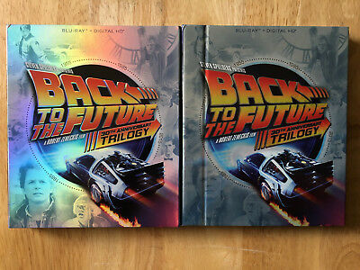 Back to the Future: 30th Anniversary Trilogy (Blu-ray) NO DIGITAL