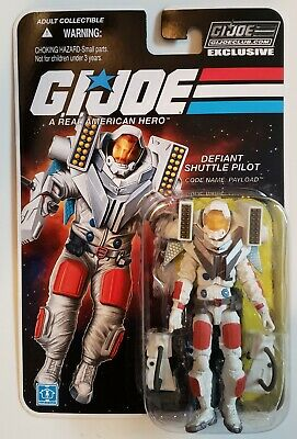 BLIZZARD FSS 8.0 MOC GI Joe Club Exclusive