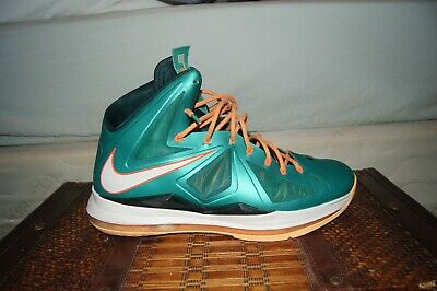 981c53dc804a 100% AUTHENTIC NIKE Lebron 10