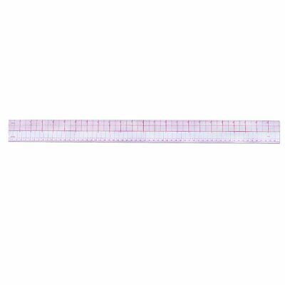 Multi-function Code Ruler Cutting Ruler Sewing Feet Yardstick Clear ScaleB-97 AZ