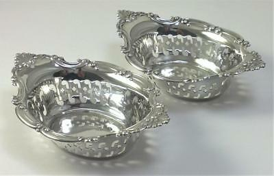 Vintage Pair of Gorham US Sterling Silver Bonbon/Nut Dishes (49g total) – {1}