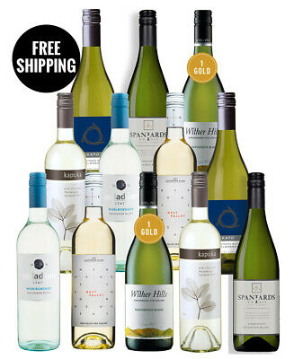 New Zealand Sauv Blanc Dozen (12 Bottles)