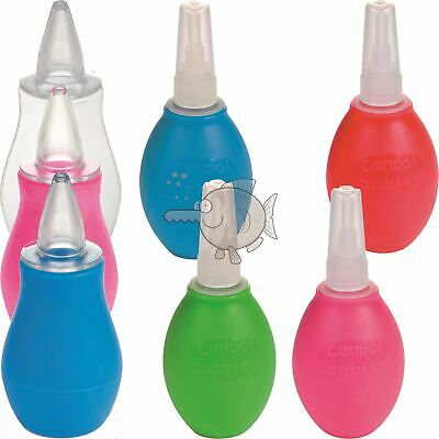 Baby Nose Cleaner Nasal Bulb Aspirator Clean