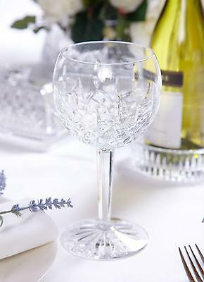 Waterford Crystal Lismore Oversized Large Crystal Wine Goblet Glass (BRAND NEW)