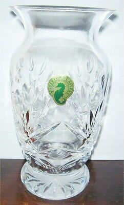 Waterford Crystal Special Edition Collectors Crystal Centerpiece Vase (BRAND NEW