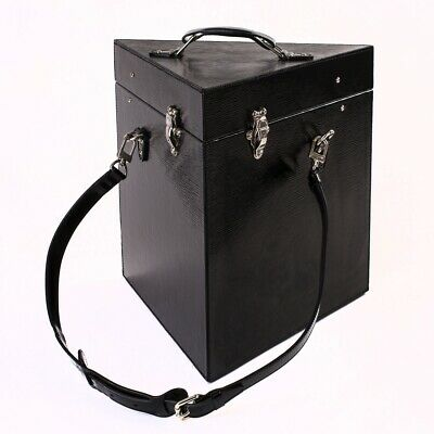 Louis Vuitton One of a kind Black epi leather wine case