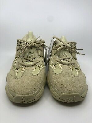 a6515e44c2f Adidas Yeezy 500 Desert Rat Size 11 Super Moon Yellow DB2966 DS New NIB  Limited