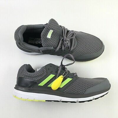 uk availability 13eb9 e1f02 Adidas Mens Gray Running Sneakers Galaxy 3 Shoes 13 X0614689