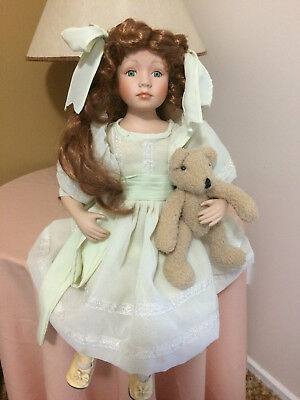 KB Collections Porcelain Doll