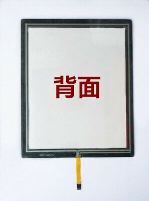 17-inch 4-wire resistive industrial touch screen with panel outside the screen