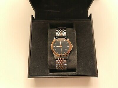 92f01cad4 Ladies Genuine Gucci Timeless Bi-Colour Watch Ya126512 With Case And Link