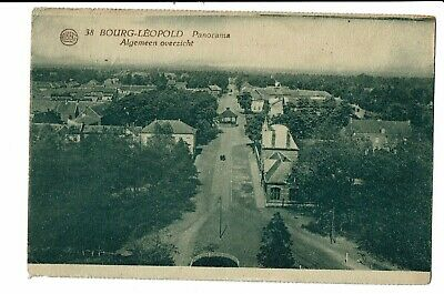 CPA - Carte postale- Belgique -Bourg Leopold - Panorama VM983