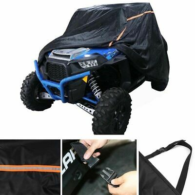 UTV Cover Side-by-Side SxS Waterproof Material for Polaris RZR XP /4 1000 900XC