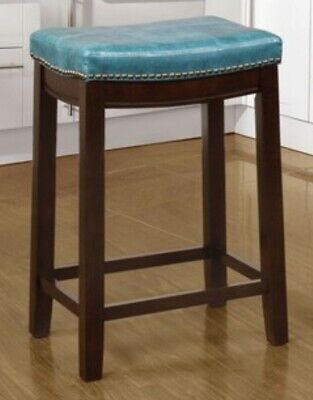 Cool Linon Allure 26 In Backless Counter Height Stool 18W X 12D Gmtry Best Dining Table And Chair Ideas Images Gmtryco