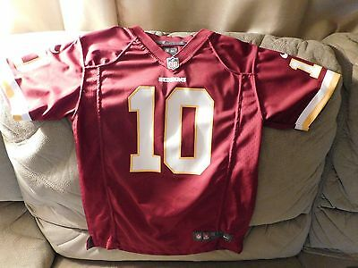 Washington Redskins Robert Griffin III Nike NFL Youth Jersey Size Medium dcd48289e