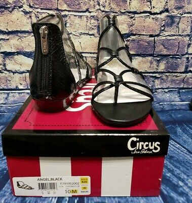 a63025510 Circus by Sam Edelman Angel Women s Sandals (F79192002) Size 10M~NEW~USA