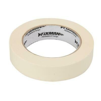 Masking Tape Indoor Outdoor DIY Painting Decorating Easy Tear 50mtr Rolls 192532