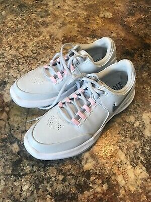NWOB NIKE WOMENS Nike Air Zoom Accurate 909734 002 PURE PLATINUM Size 7 NEW