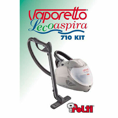 Pulitore A Vapore Polti Vaporetto Lecoaspira As 710 2300W Nuovo Originale Kit Fe