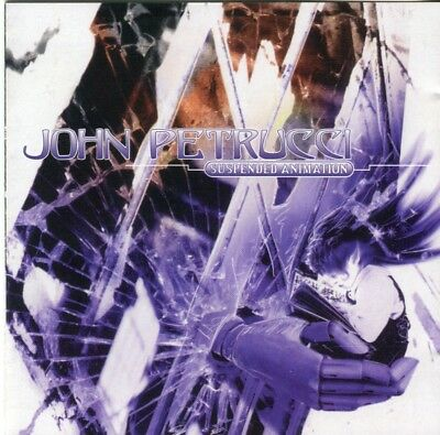 John Petrucci ‎- Suspended Animation - CD