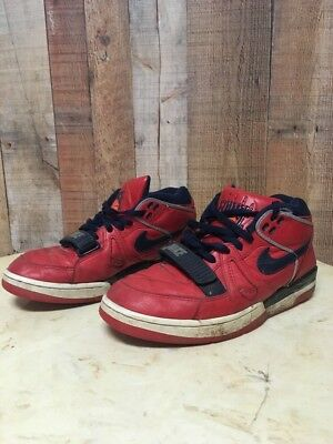 huge discount 32abb 681f2 Nike Air Alpha Force ~ mens size 9.5 ~ basketball athletic sneakers shoes