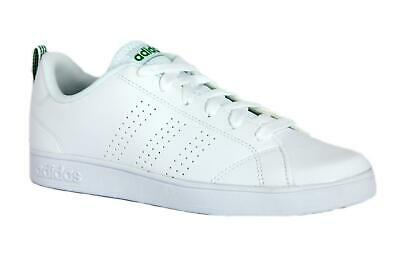 outlet store fecba 22bc6 Sneakers Adidas Vs Advantage Clean K Aw4884 Unisex Ecopelle Bianco