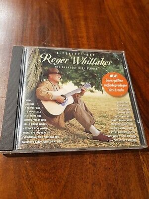Roger Whittaker - A perfect day - His greatest hits & more - Best of Musik CD