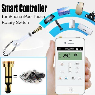 Universal Phone Smart Infrared IR Remote Control Emitter TV STB DVD Control A⊕
