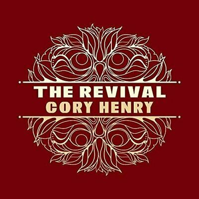 Cory Henry-The Revival (US IMPORT) CD NEW