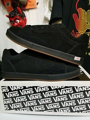 9dd756e42594d4 VANS DUSTIN DOLLIN Black Gum No Skool Shoes Mens Size 9 -  75.00 ...