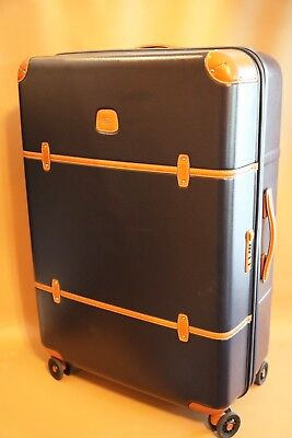 "Bric's  Bellagio 2.0 32"" Spinner Trunk  RETAIL $ 675  BLUE"