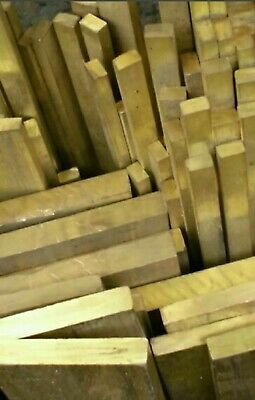 Multi listing - BRASS  FLAT BAR - many combinations of thickness, width, length