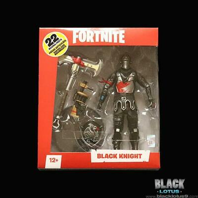 """McFarlane Toys Fortnite Black Knight 7"""" Action Figure Epic Games IN STOCK"""