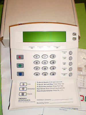 GE Security NetworX NX-148E-MX SPANISH Español LCD Alarm Keypad NEW! Programmer