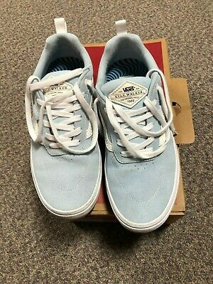1313727f7c VANS KYLE WALKER Pro Spitfire baby blue shoes Men s size 9.5 ...
