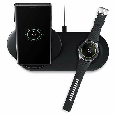 Fast Wireless Charging Charger Pad Dock Holder Samsung Galaxy Note 9& Watch AU