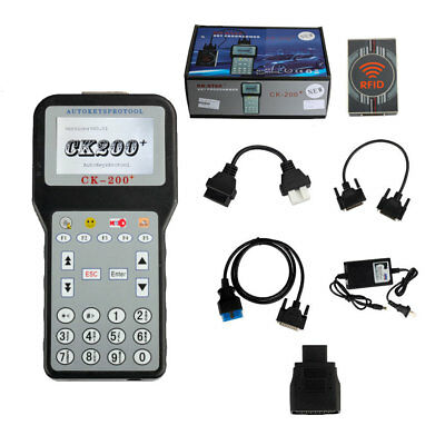 V50.01 CK-200+ CK200+ Auto Diagnostic Tool With RFID adapter IMMO No Token Limit