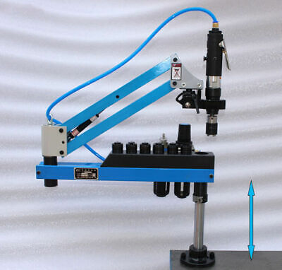 M3-M16 Universal Flexible Arm Pneumatic Tapping Machine Multi-direction Tapping