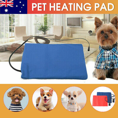 Pet Electric Heated Mat Dog Bed Pet Beds Mat Cat Pad Orthopedic Cushion Mattress