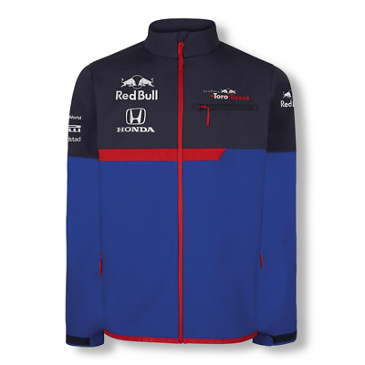 Scuderia Toro Rosso F1 Official Unisex Teamline Softshell Jacket - 2019