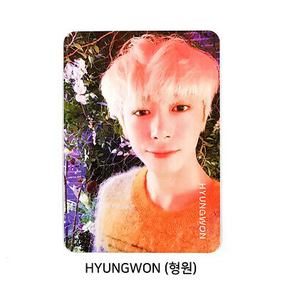 MONSTA X - 2nd Album Take.2 'We Are Here' Official Photocard - HYUNGWON #05