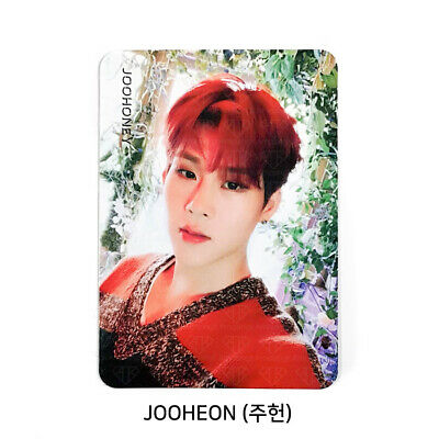 MONSTA X - 2nd Album Take.2 'We Are Here' Official Photocard - JOOHEON #05
