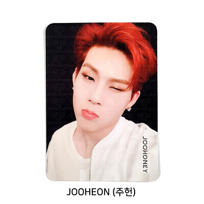 MONSTA X - 2nd Album Take.2 'We Are Here' Official Photocard - JOOHEON #07