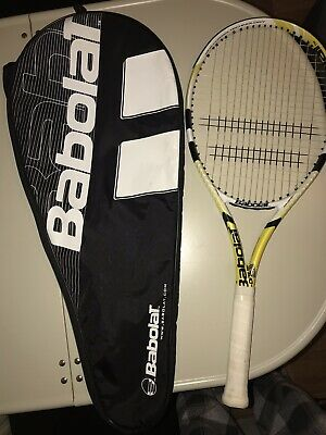 Babolat C-Drive 102 Tennis Racket and Cover Excellent Condition!. Grip 2  b11b6e7569