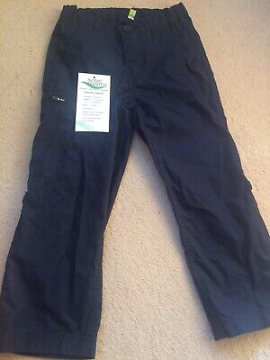 Boys Trousers Aged 3-4 Navy Great Outdoors.